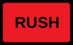 Rush Label