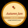 Autumn Jam - Round Package Label