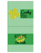 Lucky You - St. Patrick\'s Day Free Candy Bar Wrapper Labels