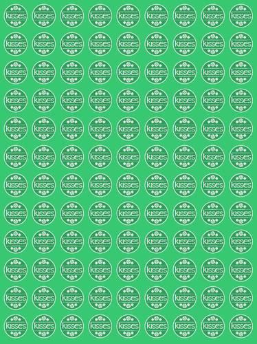 "OL5275 - 0.75"" Circle - St. Patrick"