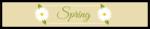 Flower Water Bottle Labels