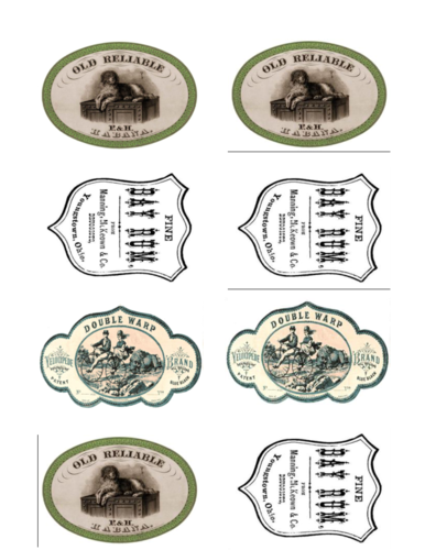 Vintage labels with fake designs for antique decor label templates ol5030 vintage labels with fake designs for antique decor maxwellsz