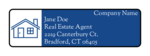 "OL25 - 1.75"" x 0.5"" - Real Estate Address Label"