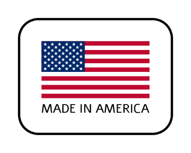 Made in America pre-designed label template for OL28