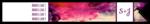 Watercolor Wrap-Around Label