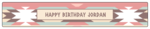 Western Birthday Party Water Bottle Labels
