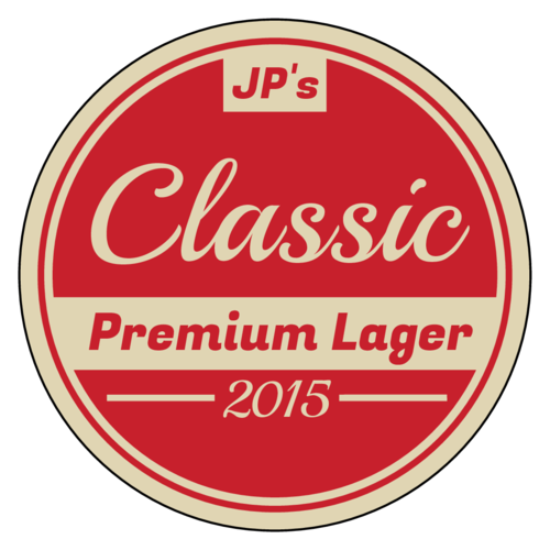 Classic Beer Label pre-designed label template for OL375