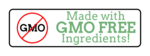 """Made withe GMO Free Ingredients!"" Food Labels"