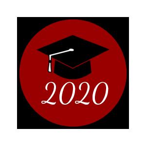"OL5275 - 0.75"" Circle - Graduation Year Hershey"