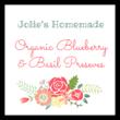 Floral Jar Labels
