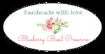 Floral Oval Jar Labels