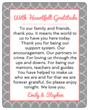Quatrefoil Wedding Wine Label - Backing