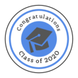 Graduation Circle Labels