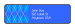 Argyle Address Labels