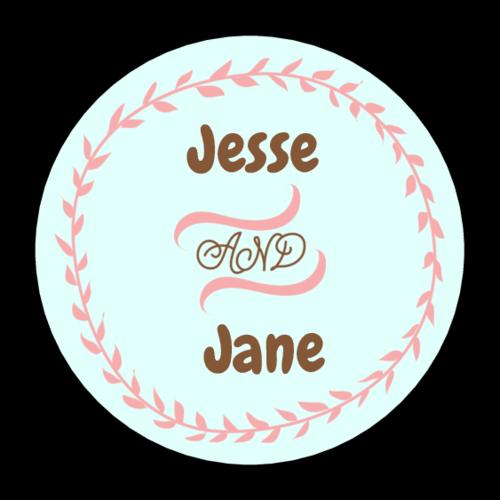"OL325 - 1.67"" Circle - Cute Wedding Circle Labels"