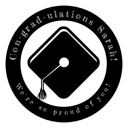 Graduation Day Labels - Download Graduation Label Designs