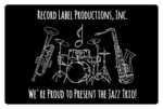 Musical Instruments Rectangular Label
