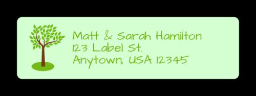 "OL25 - 1.75"" x 0.5"" - Reunion Address Labels"