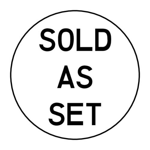 sold tags template