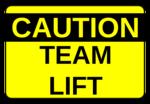 Team Lift Labels
