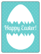 Easter Egg Beer and Wine Bottle Labels