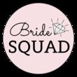 """Bride Squad"" Circle Labels"