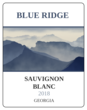 Blue Ridge Mountains Wine Bottle Labels