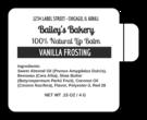 Modern Lip Balm Labels