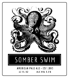 Octopus Beer Bottle Labels