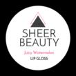 Modern Lip Gloss Labels