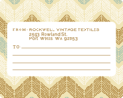 Custom Office Mailing Labels