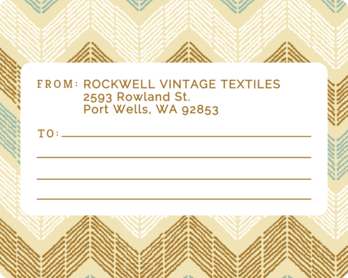 "OL2679 - 2"" x 2"" Square - Custom Office Mailing Labels"