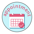 """Appointment"" Planner Labels"