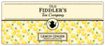 Lemon Loose Leaf Tea Labels