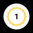Numerical Classroom Organization Labels