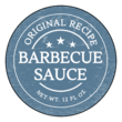Vintage Barbecue Sauce Labels