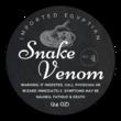 """Snake Venom"" Decorative Halloween Apothecary Labels"