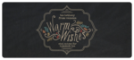 """Warm Wishes"" Fall Food Gift Wrap-Around Labels"