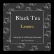 Floral Black Tea Labels