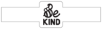 """Be Kind"" Bee Soap Labels"