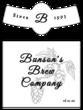 Elegant Beer Bottle Labels