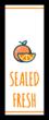"""""""Sealed Fresh"""" Tamper-Evident Drink Seal For Restaurant Delivery"""