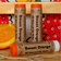 Orange Lip Balm Labels