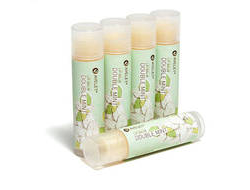 Lip Balm Labels - Luscious Organic Lip Balm.
