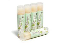 Lip Balm Labels - Luscious Organic Lip Balm.