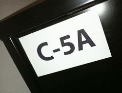 Shelf Labels - File Cabinet Magnet