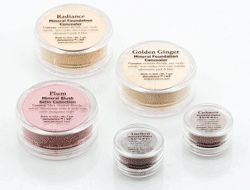 Cosmetic Labels - Mineral Concealer