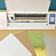 Sticker Paper Cutter with Sticker Sheets