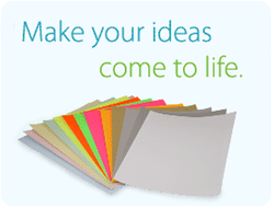 Full Sheet Labels - Sticker Paper