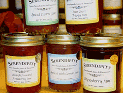 Jar Labels - Strawberry Jam